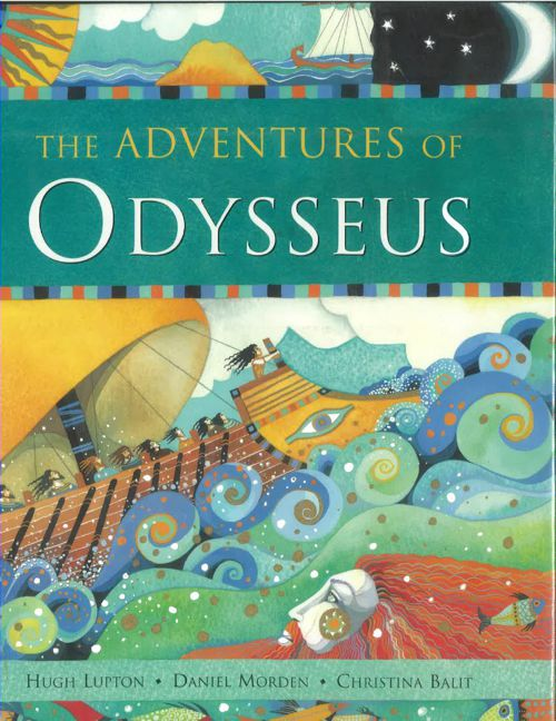 The Adventures of Odysseus Part 1 A The Prologue