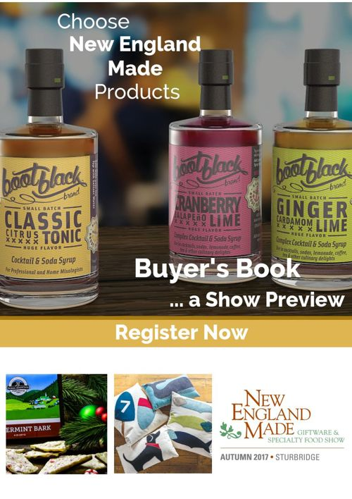 New England Made  - Buyer Preview Fall 2017