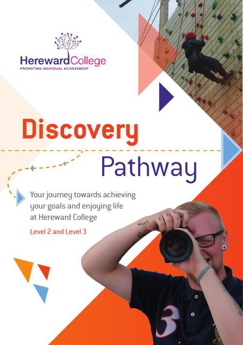 Hereward College: Discovery Pathway