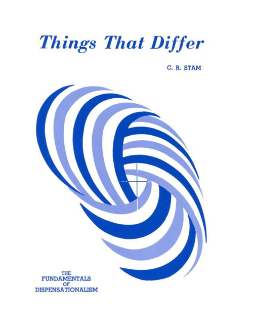 Things That Differ by Cornelius Stam