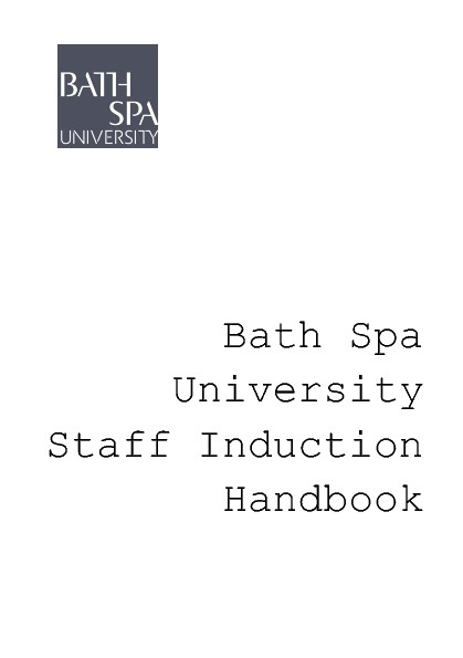 Induction Handbook