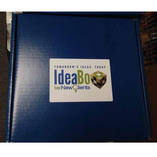 IdeaBox: Pieces and Parts