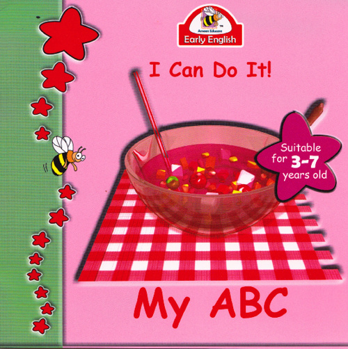 I Can Do It : My ABC