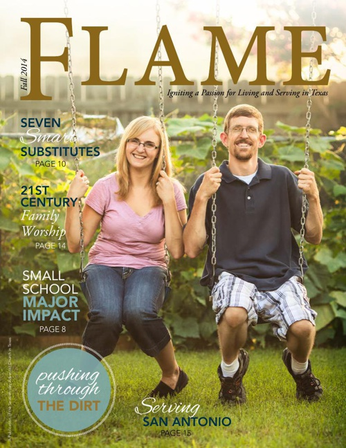 FLAME | Fall 2014