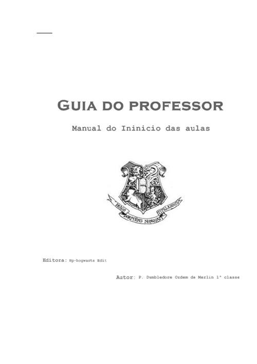Guia do Professor Volume |
