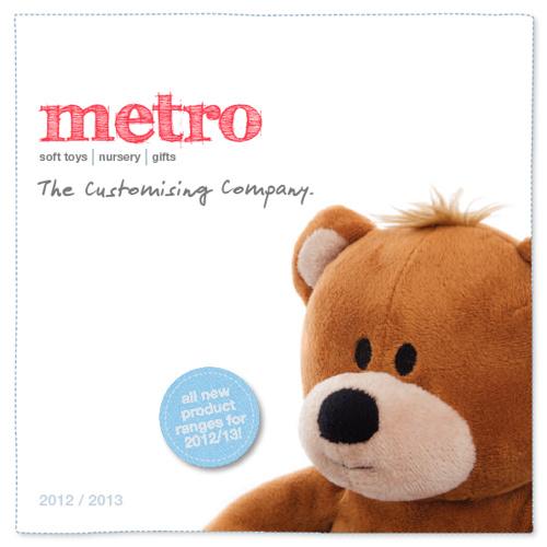 Metro Brochure 2012/13