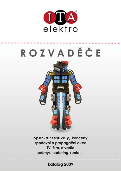 ITA elektro katalog 2009
