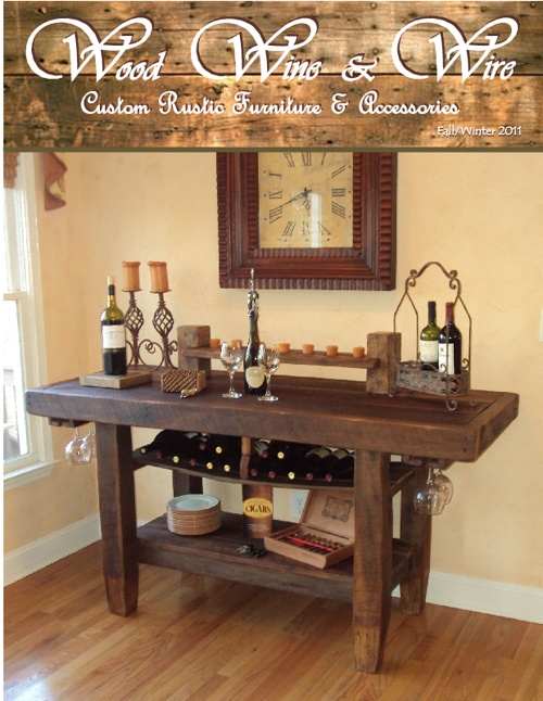 2011 Rustic Furniture Catalog