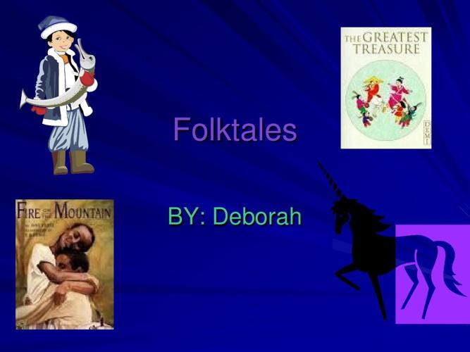 Folktales by Deborah