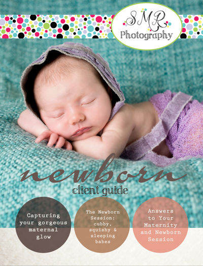 SMR Photography Newborn Session Guide