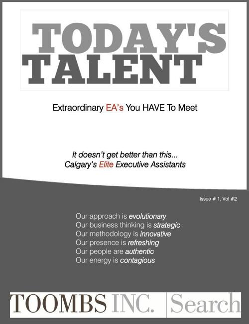 Today's Talent - EA