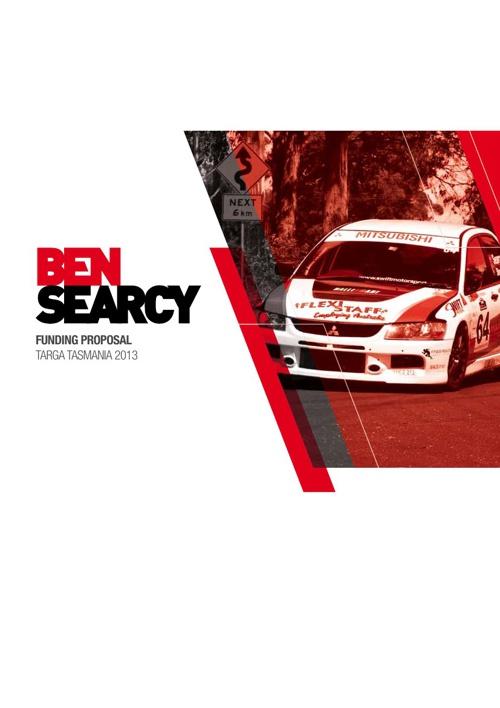 Ben Searcy Funding Proposal 3