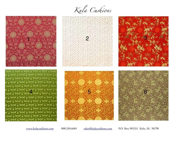 Kula Cushions
