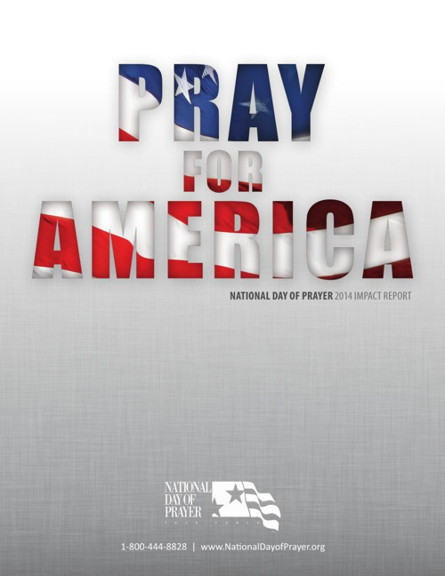 2014 National Day of Prayer Impact Report