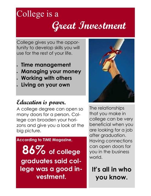 What is college worth?