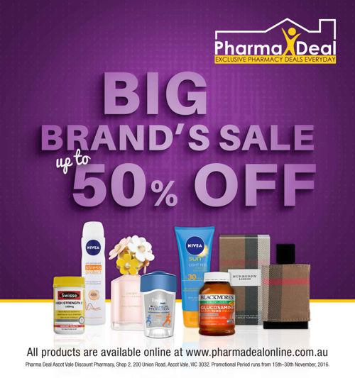 Pharma Deal Catalogue Mid November 2014
