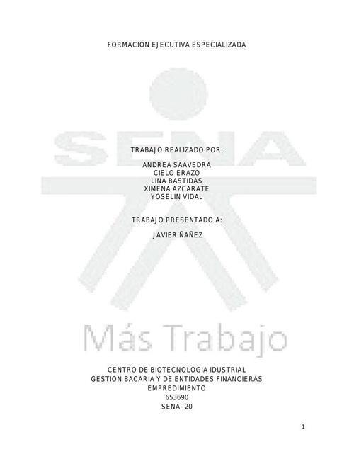 FORMACIÓN EJECUTIVA ESPECIALIZADA PRESEN
