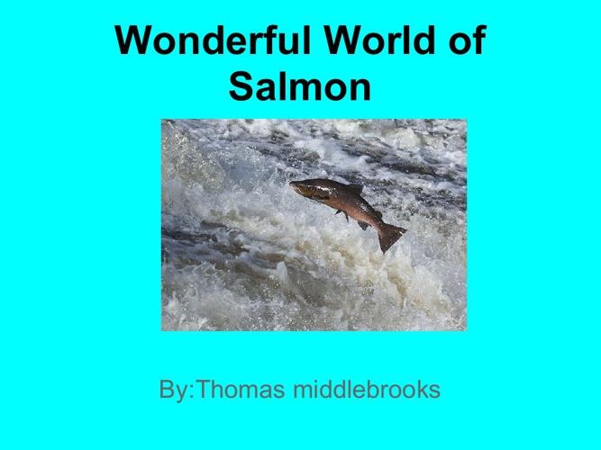 Wonderful World of Salmon
