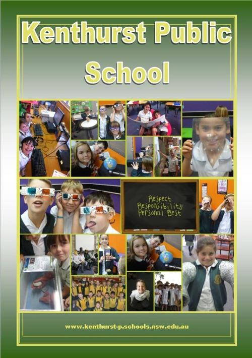 Kenthurst Public School EBook 2012