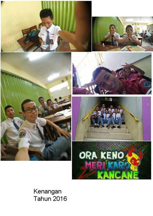 Foto kenangan 2016 [Ska_One 1952]