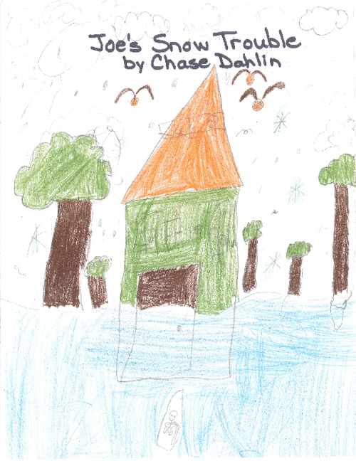 Joe's Snow Trouble by Chase Dahlin