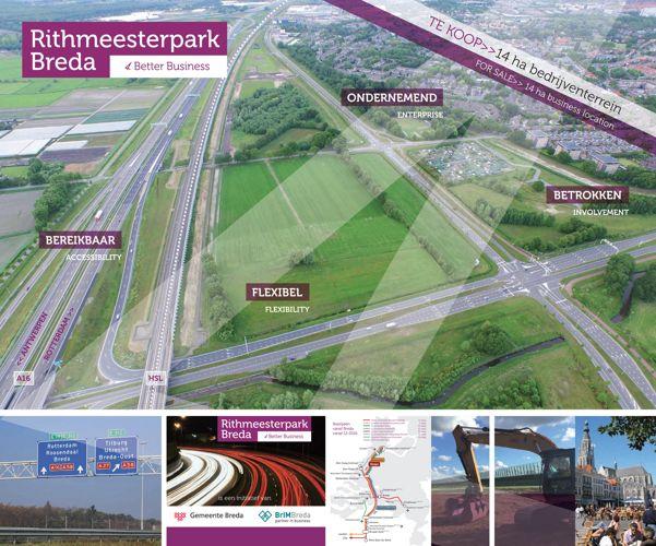 Brochure Rithmeesterpark Breda