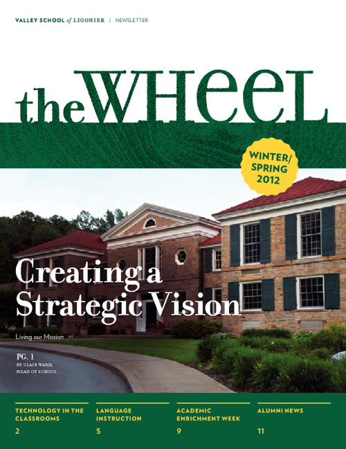 the Wheel (Winter/Spring 2012)