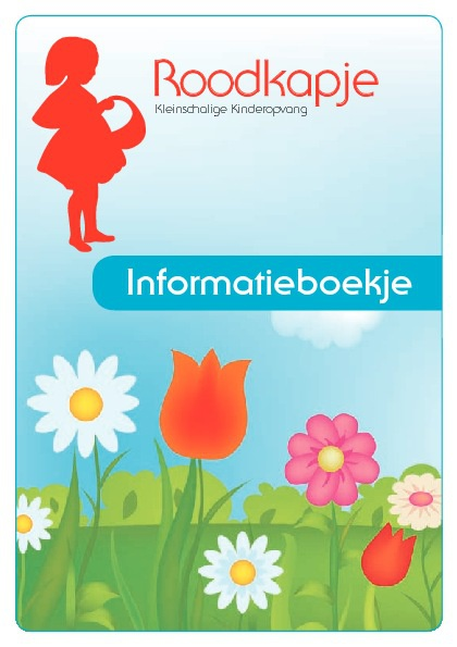 informatieboekje nov. 2011