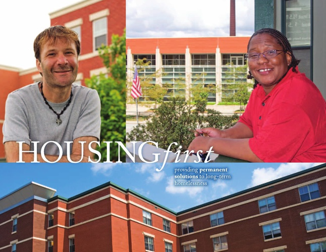 HousingFirst Brochure Cleveland Ohio