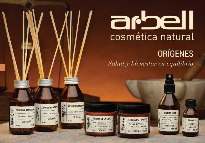 """Catálogo arbell 2-2016 """"Origenes"""""""