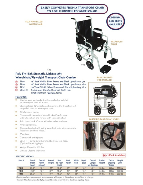 Drive - WheelChairs