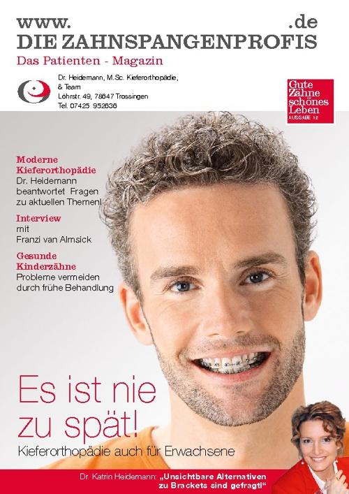 Die Zahnspangenprofis - Das Magazin