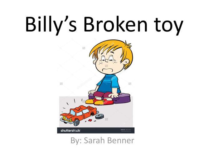 billy broken toy