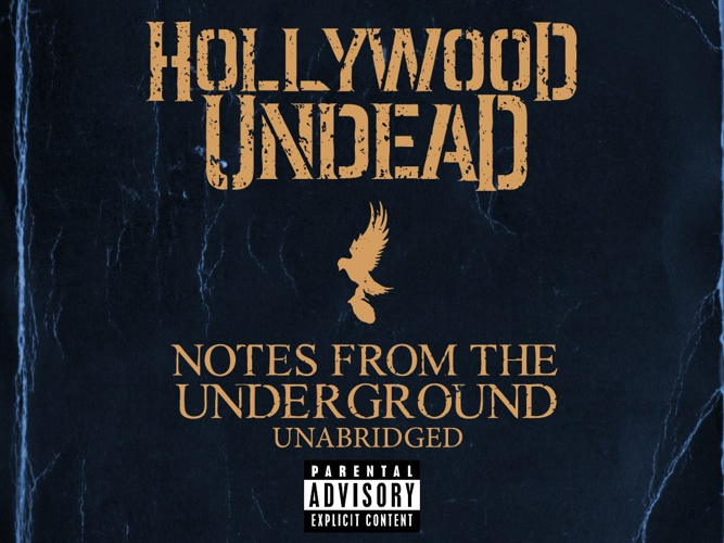 Digital Booklet - Notes From The Underground