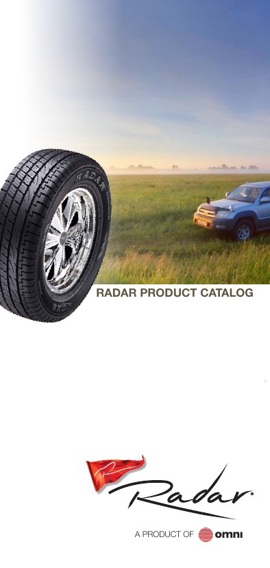 Radar Tires - Indonesia