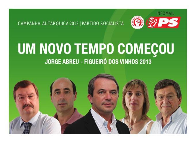 Programa Eleitoral PS - Figueiró dos Vinhos/Aguda