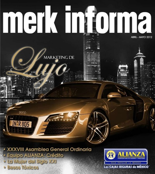 REVISTA MERK INFORMA ABRIL - MAYO 2012