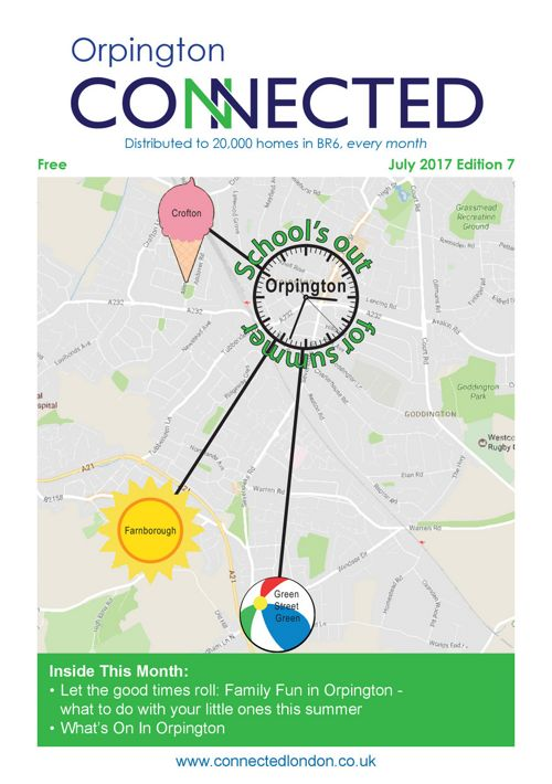 Orpington Connected July 2017 Edition