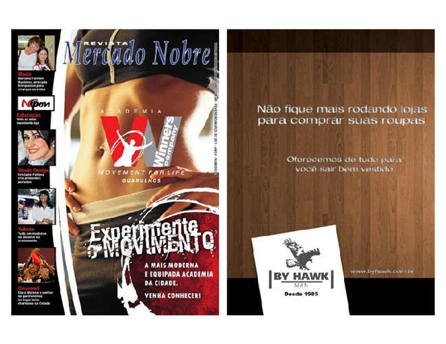 Revista Mercado Nobre Ano II Numero 21