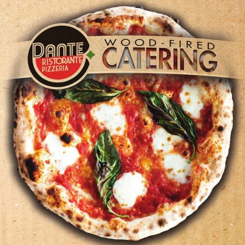 Dante Ristorante Pizzeria Catering Booklet 2014