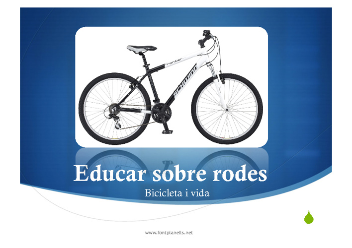 L'educació sobre rodes