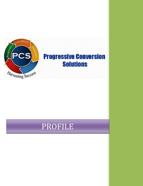 PCS Profile