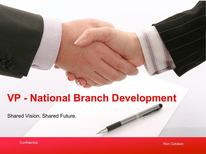 National Branch Development Summary