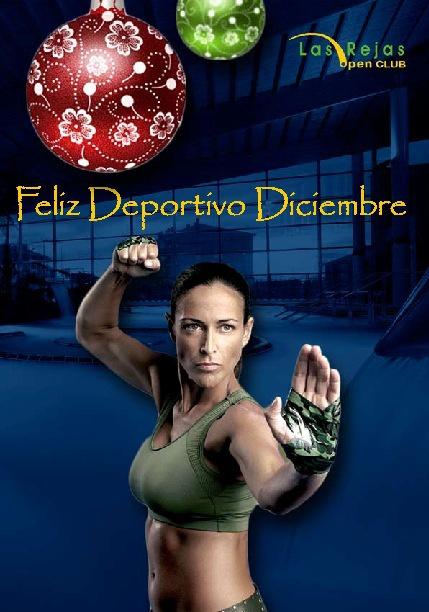 Feliz Deportivo Diciembre