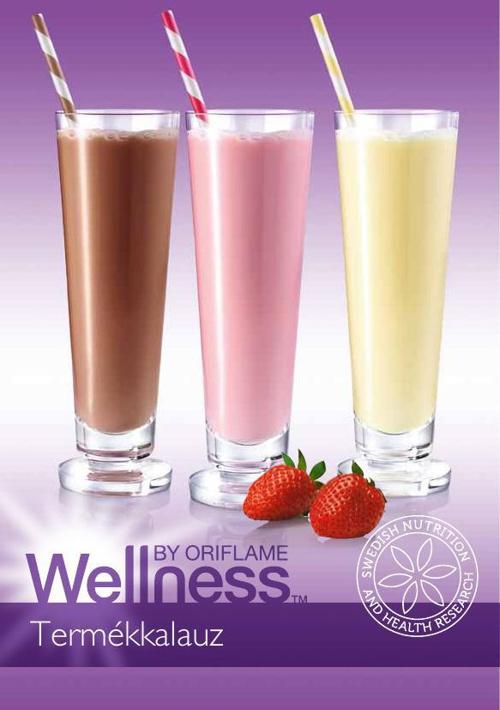 Wellness termékkalaúz