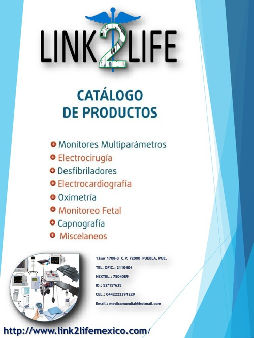 CATALOGO DE PRODUCTOS LINK2LIFE MEXICO