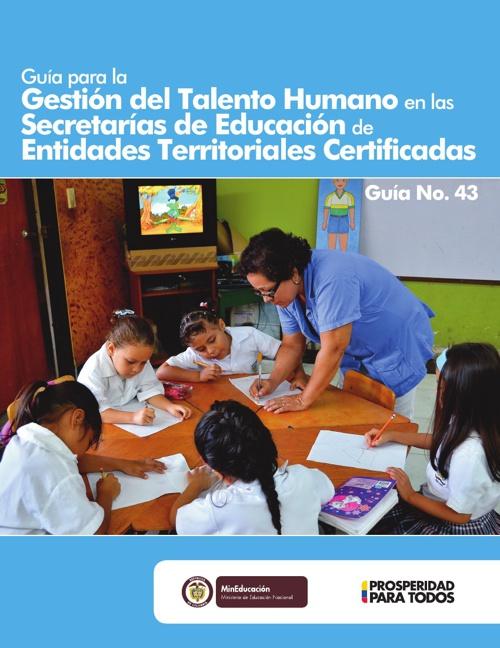 Gestión del Talento Humano en las Secretarías de Educación