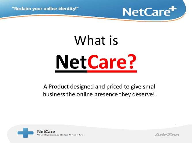 What is NetCare