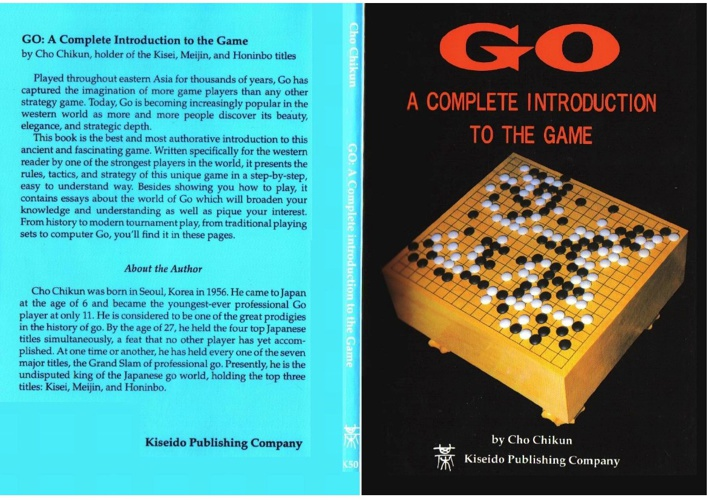 Go- A complete introduction to the game- By Cho Chi Kun