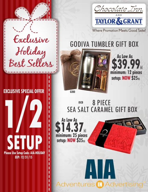 Holiday Exclusive Specials